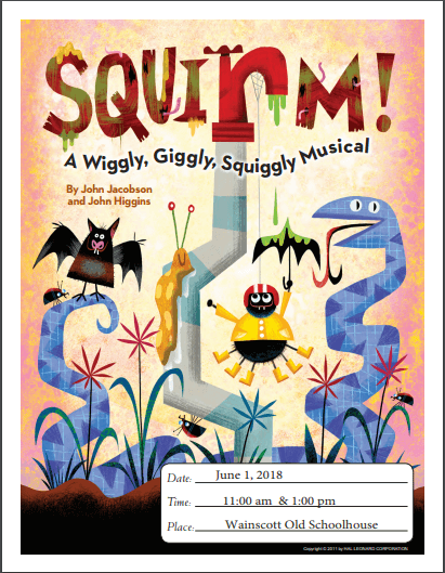 Wainscott School presents Squirm