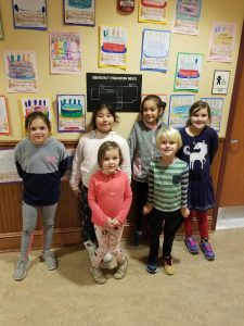 2019 January Students of the Month