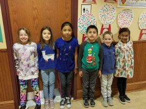 2019 February Students of the Month