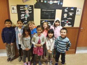 2019 March Students of the Month