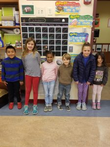 2019 September Students of the Week