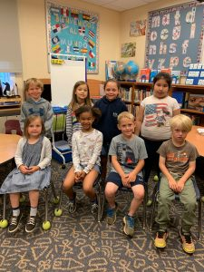May and June Students of the Week